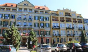 Выбор санатория во Франтишковых Лазнях