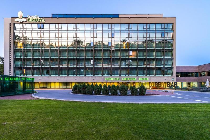 Grand SPA Hotel Lietuva
