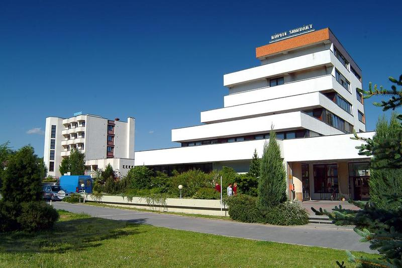 Hotel Central Smrdaky