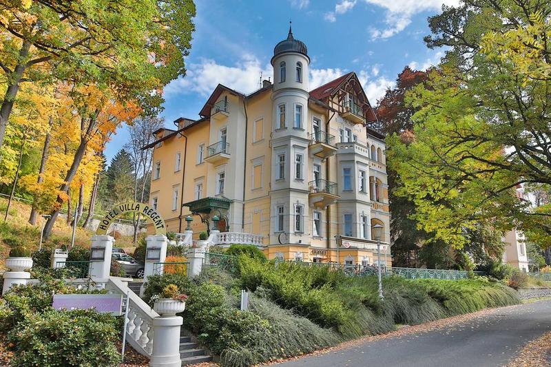 Villa Regent Spa & Welness