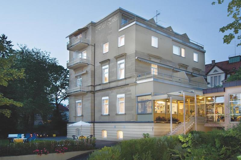 Rhonblick & Vital-Hotel Erika