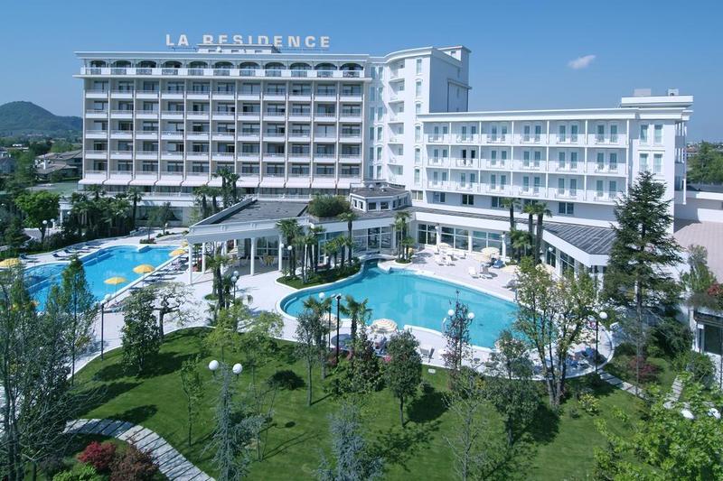 La Residence & Idrokinesis
